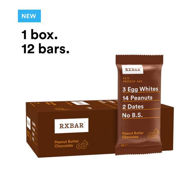 RXBAR Protein Bar – Peanut Butter Chocolate