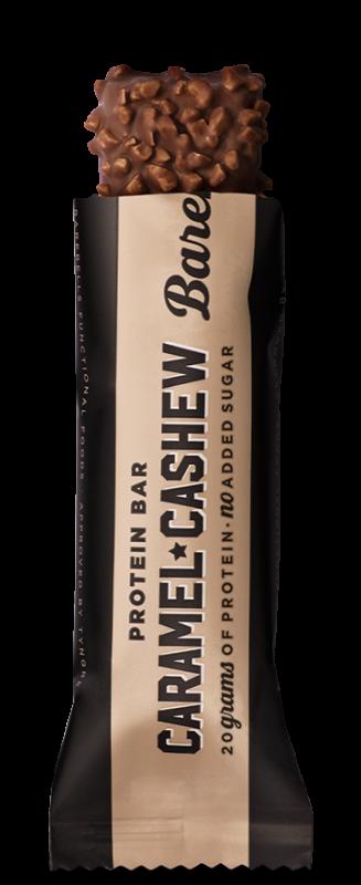 Barebells – Caramel Cashew Review