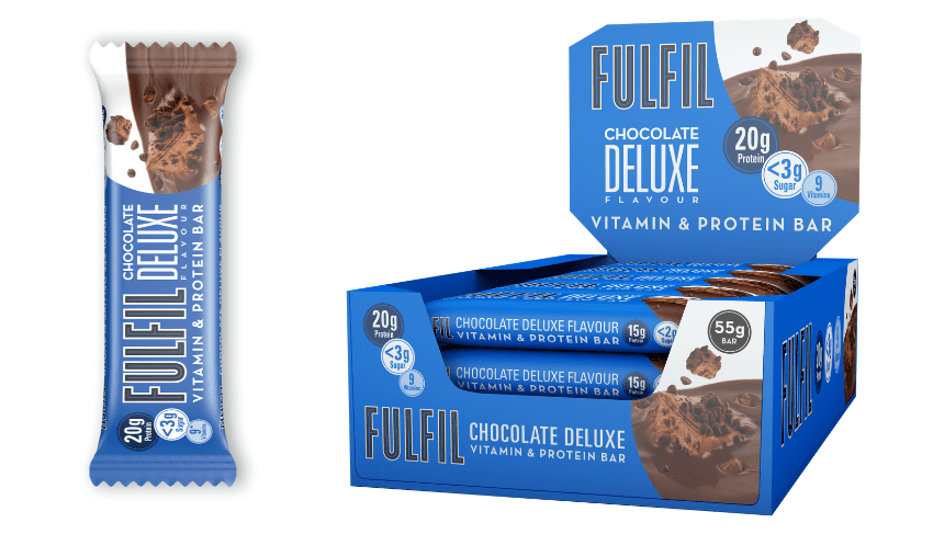 Fulfil – Chocolate Deluxe Review