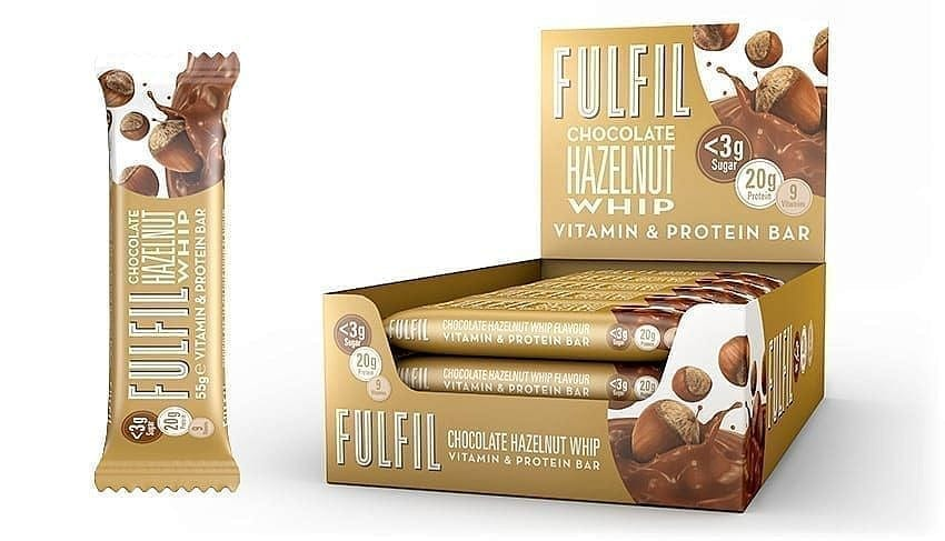 Fulfil – Chocolate Hazelnut Whip Review
