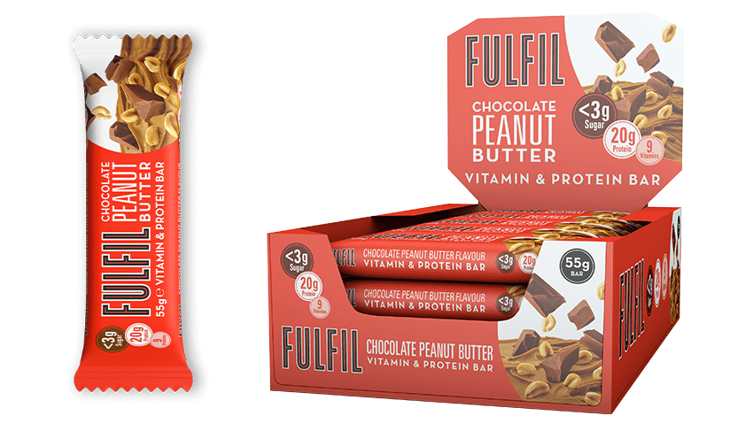 Fulfil – Chocolate Peanut Butter Review