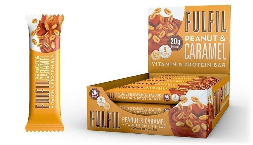 Fulfil – Peanut & Caramel Review