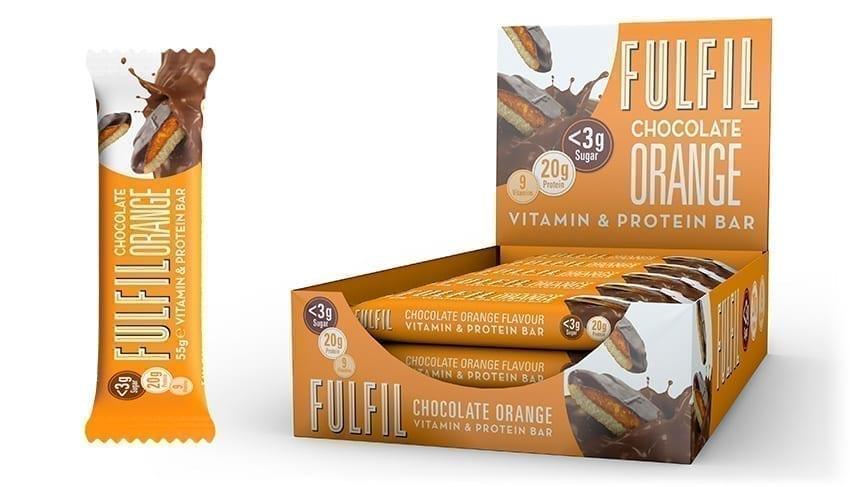 Fulfil – Chocolate Orange Review