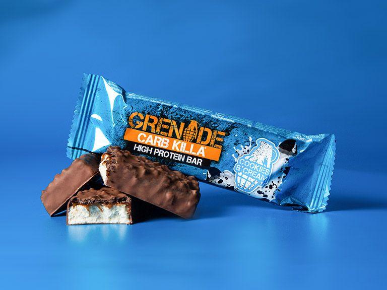 Grenade Carb Killa – Cookies & Cream Review