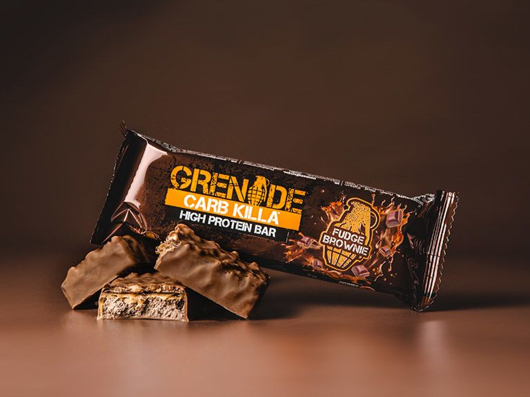 Grenade Carb Killa – Fudge Brownie Review
