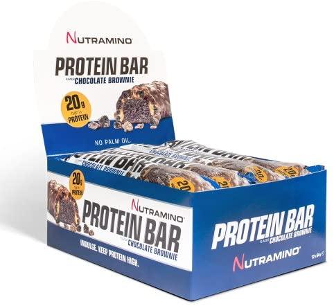 Nutramino Protein Bar – Chocolate Brownie