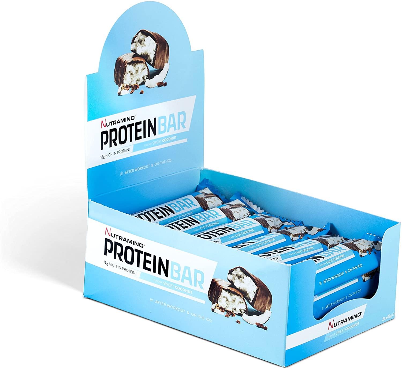 Nutramino Protein Bar – Sweet Coconut
