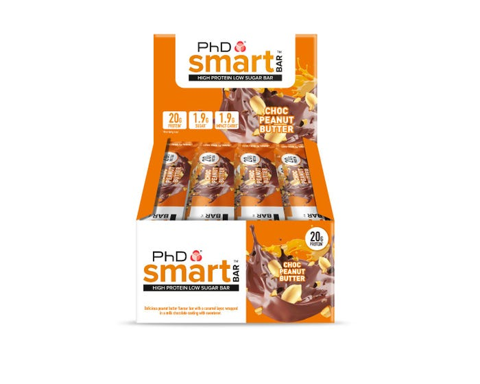 PHD Smart Bar – Chocolate Peanut Butter Review