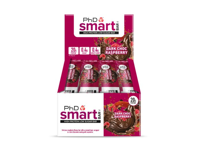 PHD Smart Bar – Dark Chocolate & Raspberry Review