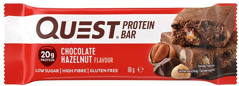 Quest Protein Bar – Chocolate Hazlenut Review