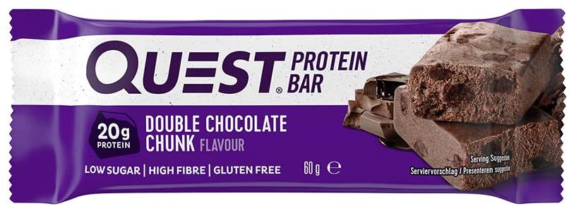 Quest Protein Bar – Double Chocolate Chunk Review