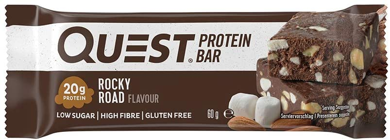 Quest Protein Bar – Rocky Road Review