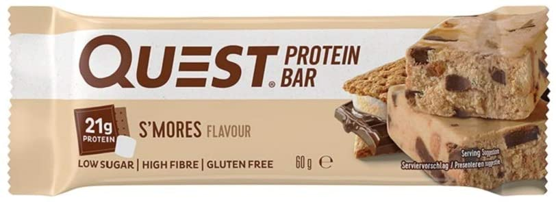Quest Protein Bar – S'Mores Review