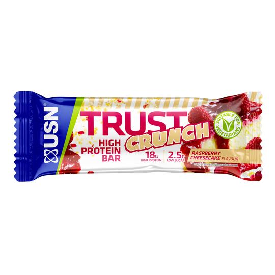 USN Trust Crunch – Raspberry Cheesecake
