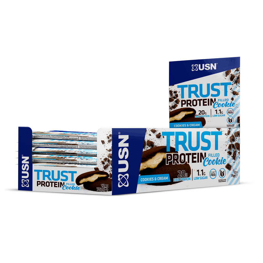 USN Trust Protein Cookie – Cookies and Cream