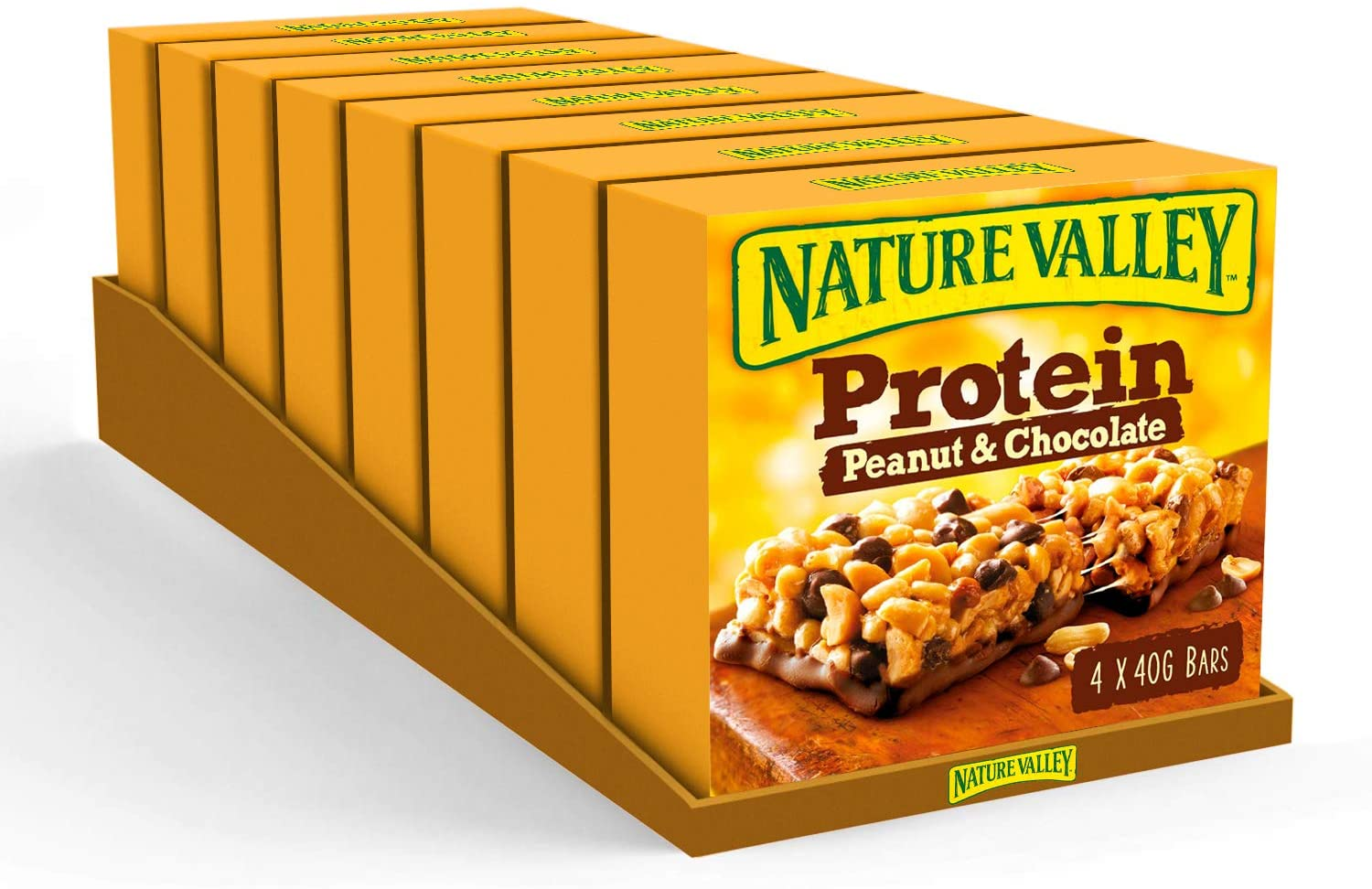 Nature Valley Protein Bar- Peanut & Chocolate Review