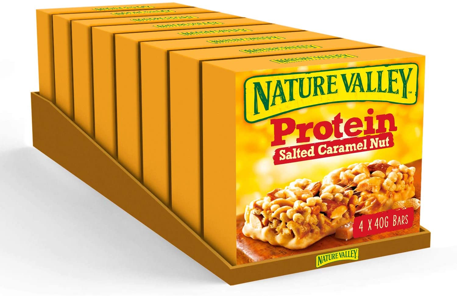 Nature Valley Protein Bar- Salted Caramel Nut Review